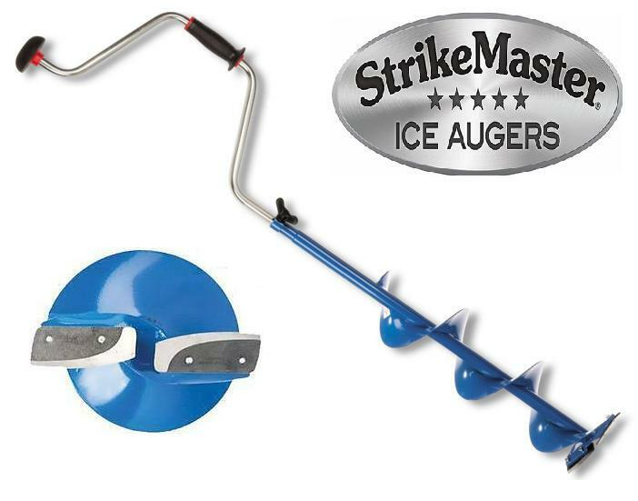 Strikemaster 6  MORA  HAND AUGER MD-6 Ice Fishing Mora Hand Auger  everyday low prices