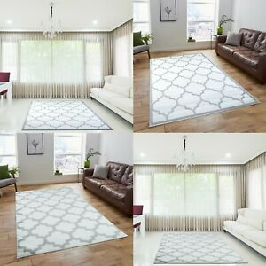 Modern Geometric Living Room Area Rugs