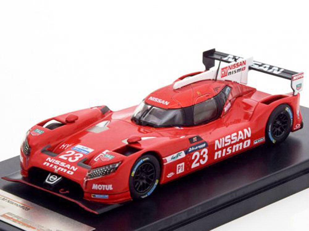 PREMIUM X  1 43  Nissan GT-R LM, No.23, Nismo, 24h Le Mans, O.Pla J.Mardenbgoldug