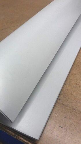 Silicone Rubber Sheet 1//4/'/'Thk x 8/'/' W x 38/'/' L Strip US Mil Spec 60 Duro Gray