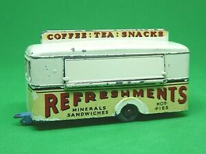 Matchbox-Lesney-No-74a-Mobile-Refreshments-Canteen-RARE-CREAM