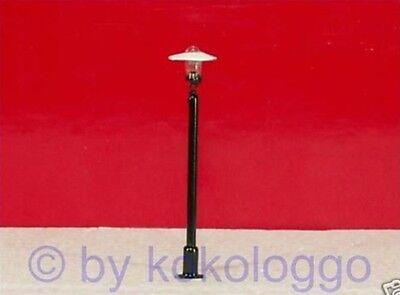 S205 - Set 10 Stück Lampen Straßenlampen 1-flammig 4,5cm