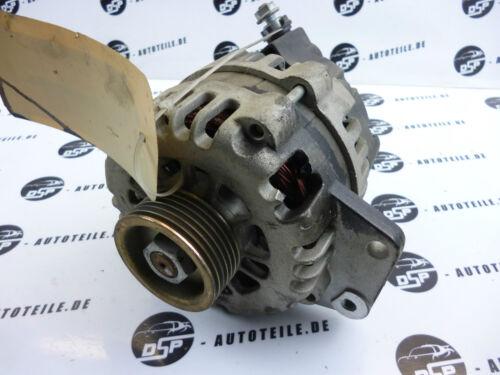 DR Motor Company DR5 1.6 16V GPL Lichtmaschine Alternator B11-3701110BB