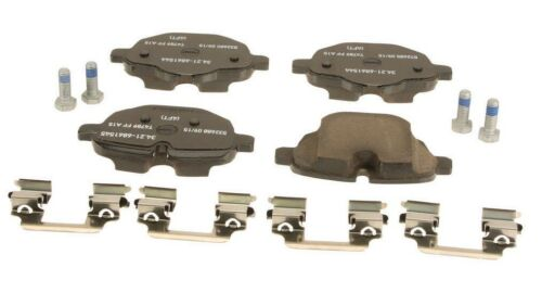 For BMW F25 X3 X4 Pair Set of Front and Rear Brake Pads Set Genuine