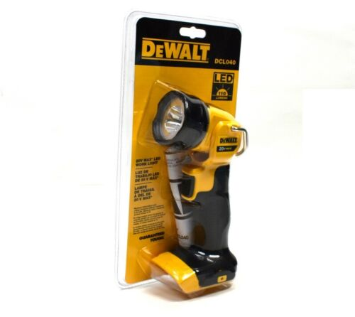 DEWALT 20V Max Lithium Ion Led Work Light DCL040