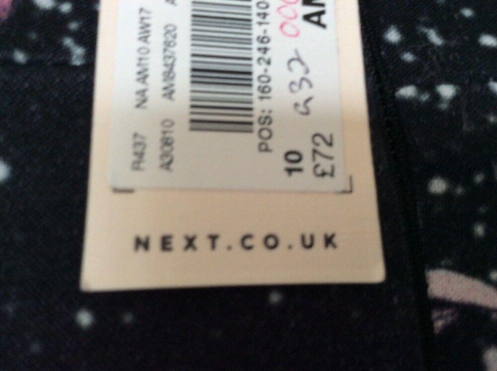 Ladies NEW NEXT jumpsuit, size 10 Culottes Style.
