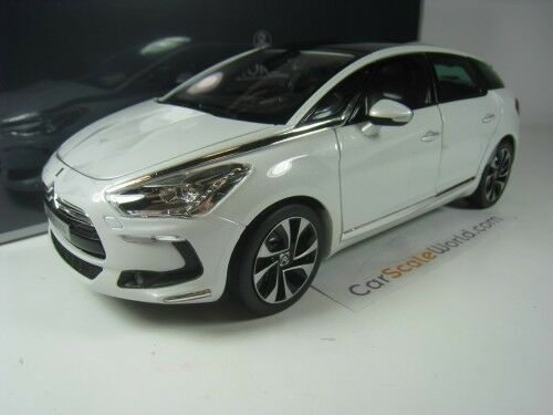 CITROEN DS5 2011 1/18 NOREV (PEARL WHITE)