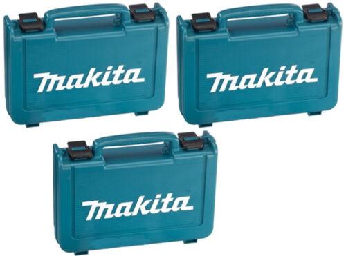 3x Makita Transportkoffer 824842-6 leer z.B für TD090 DF030D DF330 FD02D ...