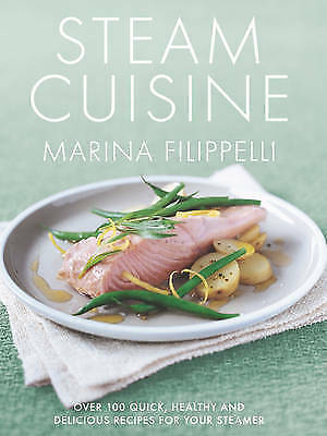 1 of 1 - Steam Cuisine book for health/ diet/ well being