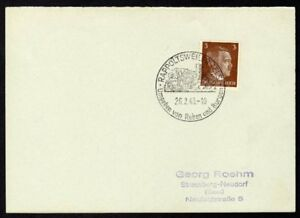 Allemagne-n-706-Yv-cachet-WW2-RAPPOLTSWEILER-Els-Timbre-Allemand-Mi-782