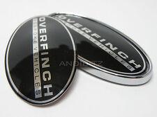 Range Rover Sport Vogue overfinch Parrilla Delantera Cromada Trasera posterior arranque conjunto de placa