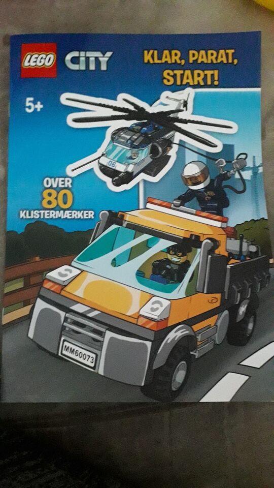 Andet legetøj, AKTIVITETS BOG, LEGO