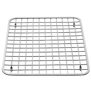 Stainless Steel Kitchen Sink Grid Protector Wire Drain