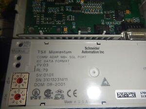 Schneider Communication Adapter 170PNT11020  TSX Momentum