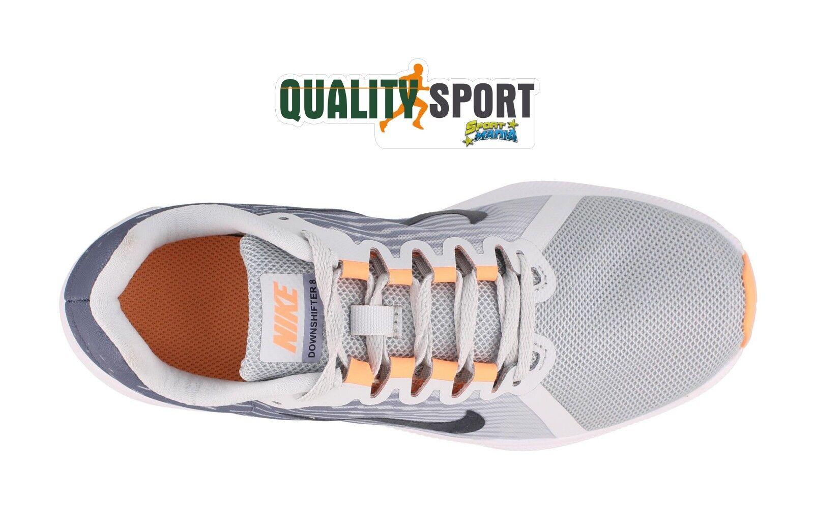 Nike Downshifter 8 Platino Corallo Schuhe Running Schuhes Damenschuhe Running Schuhe 908994 009 2018 af1a68