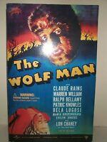 Sideshow 12 Inch Universal Monster The Werewolf Wolfman