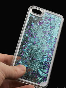 Floating Glitter Iphone S Case