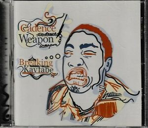 Cadence-Weapon-Breaking-Kayfabe-2005-CD
