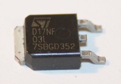STD17NF03L D17NF03L Transistor Mosfet