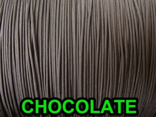 in Chocolate 1.8 MM LIFT CORD Darkest Brown 1000 YARDS
