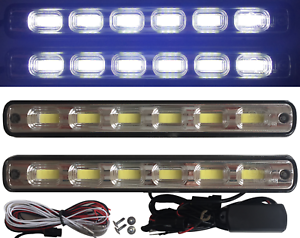 2x LED Tagfahrlicht HIGHPOWER Steuergerät 20SMD VW Passat 3BG Limo Variant B6 M1