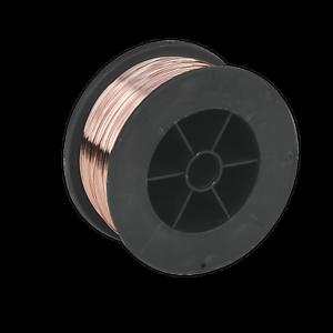 Baustahl Mig Draht 0.7kg 0.6mm A18 Grad Sealey Mig / 7K06 Von Sealey Neu