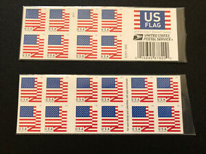 New Unused USPS Forever Postage Stamps ~No Expiration- 40 Stamps