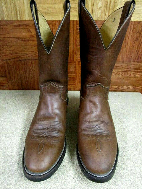 Justin Boots Men's Classic Western Boots Size 10 D