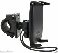 Sm532 Arkon Motorcycle Mount With Secure Strap&holder For Smartphone/cell Phone