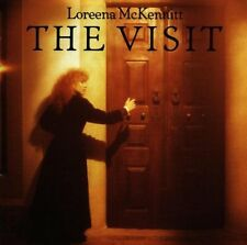 Loreena McKennitt - The Visit / QUINLAND ROAD CD 1991