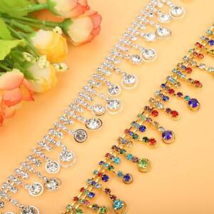 1-Yard-Sparkling-Rhinestone-Trim-Crystal-Chain-for-DIY-Wedding-Party-Dress-Decor