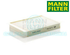 Mann Hummel Interior Air Cabin Pollen Filter OE Quality Replacement CU 25 002