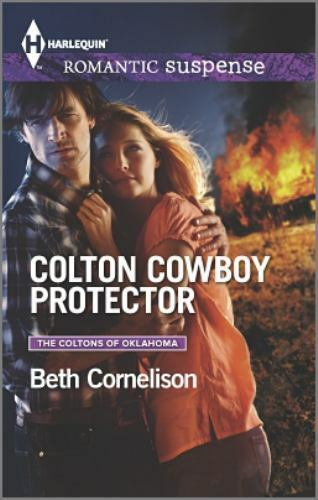 Colton Cowboy Protector (The Coltons of Oklahoma) by Cornelison, Beth