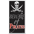 #check Beistle 50008 Beware of Pirates Door Cover
