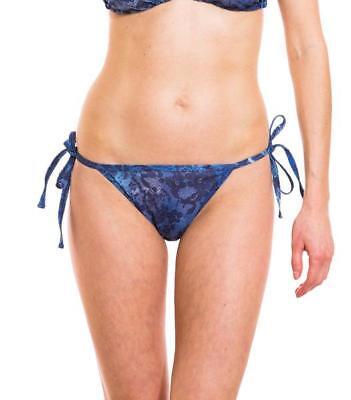 Kiniki Ramona Tan Through Sonnendurchlässiger Seitlich Zu Bindender Bikini Tanga