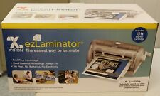 Xyron Ez Laminator Cold Laminating Machine With Partial Cartridge