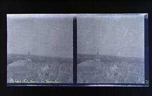 Poitiers-Francia-Foto-Stereo-Negativo-Su-Film-Morbido-1914