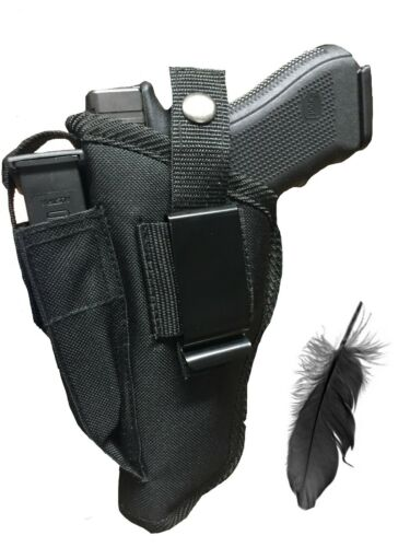 Belt Clip Nylon Side Holster For Walther PPQ SD PPX SD