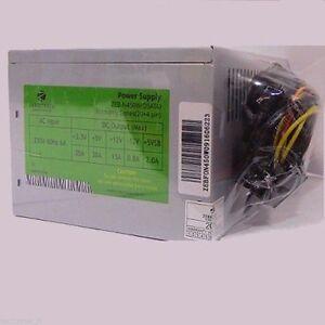 SMPS Zebronics ZEB450W (DSATA) Desktop Power Supply with Warranty ...