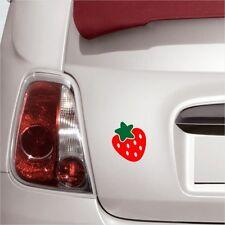 adesivo fragolina stickers  strawberry fragola custom auto tuning moto vinile