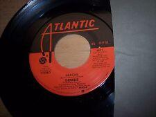 "VG++ 1981 Genesis Abacab / Who Dunnit? 7"" 45RPM w/ppr slv"