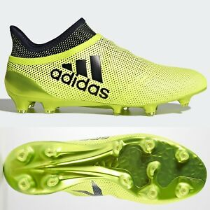 Details about adidas X 17+ Purespeed FG Mens Football Boots Firm Ground Yellow ALL SIZES 6 13