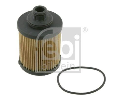 FEBI BILSTEIN Ölfilter 26365 Filtereinsatz für MERIVA COMBO ASTRA CORSA OPEL X03