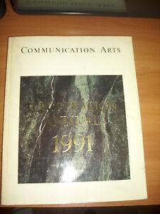 COMMUNICATION-ARTS-ILLUSTRATION-ANNUAL-1991-PK