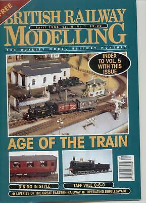 British Railway Modeller April 1998.
