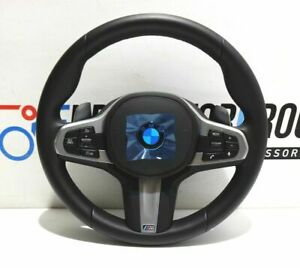 BMW-M-SPORTS-Volant-de-Direction-en-Cuir-X3-G01-G08-X4-G02-32308094542-8094542