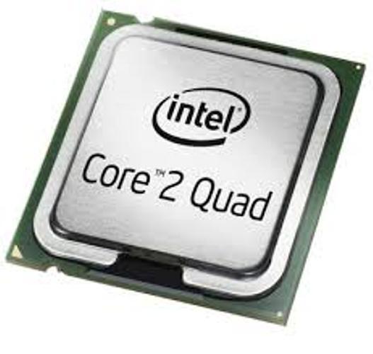 Procesador Intel Core 2 Quad Q6600 2,4Ghz Socket 775 FSB1066 8Mb Caché Quad Core