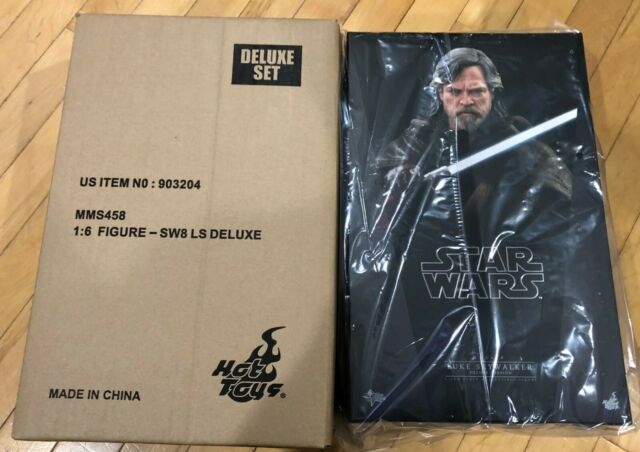 HOT TOYS Luke Skywalker sixth scale NEW CANADA MMS458