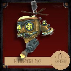 Mecha-Mogul-Mk2-Ratztunk-World-of-Warcraft-WoW-Mount-Reittier
