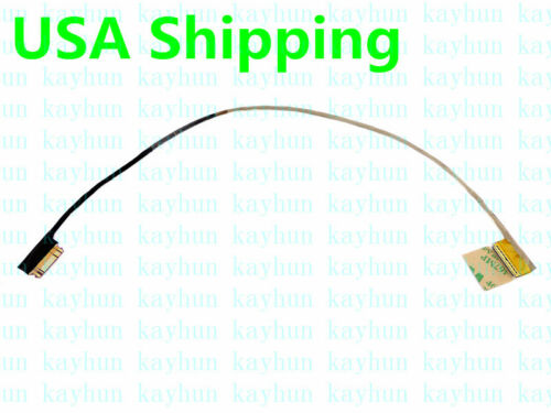 Original LCD LED Video screen cable for Toshiba Satellite C55D-C5271 S55-C5363